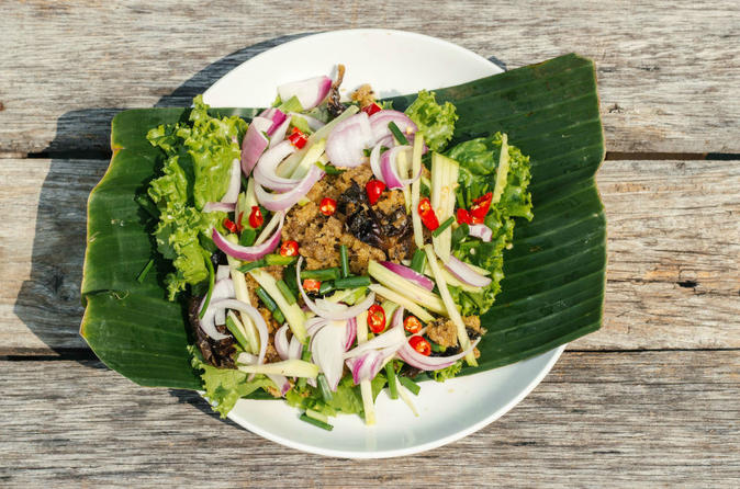 Chef-designed Bangkok Food Tour With Klong Boat Ride