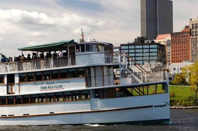 Hudson river sightseeing cruise from albany in new york state 177237