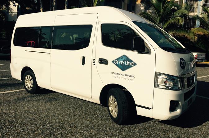Private Arrival Transfer: Santo Domingo Airport to Hotel