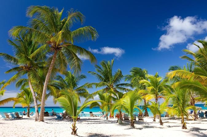 Saona island catamaran cruise from santo domingo in santo domingo 215588