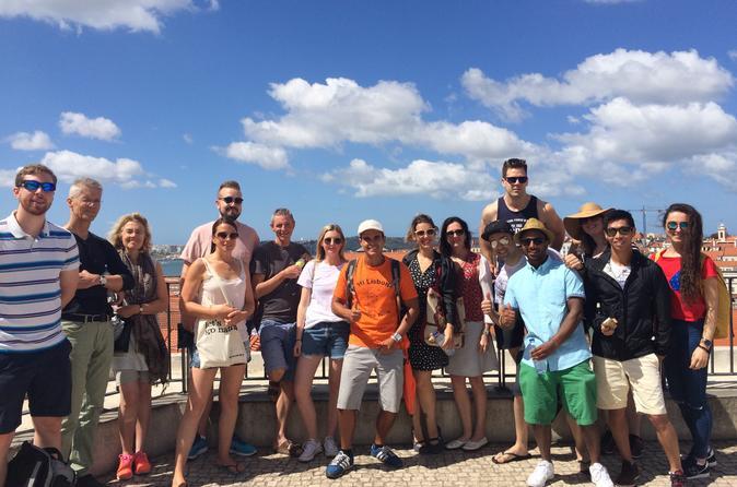 The Best Of Lisbon Walking Tour