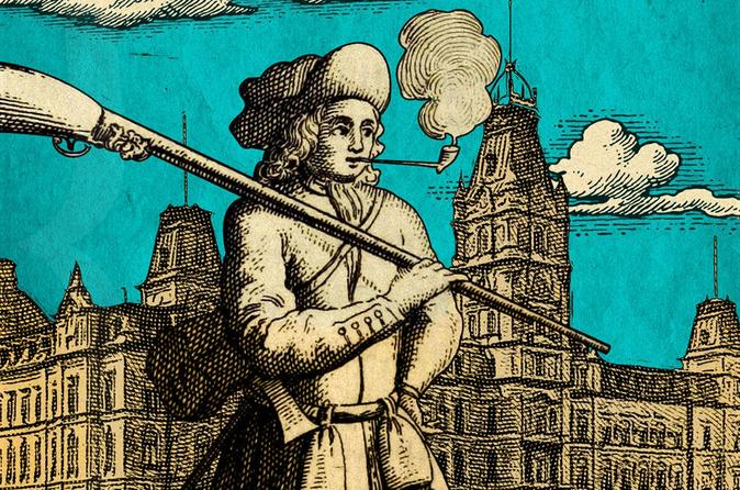 Historical walking tour in Old Quebec : From Pioneers To Citizens