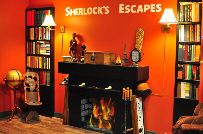 Sherlock's Escapes - A Culinary Pursuit