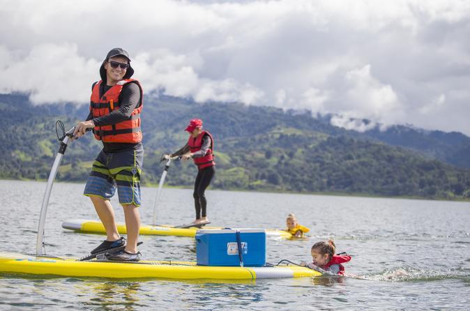 Pedal Board Costa Rica - La Fortuna