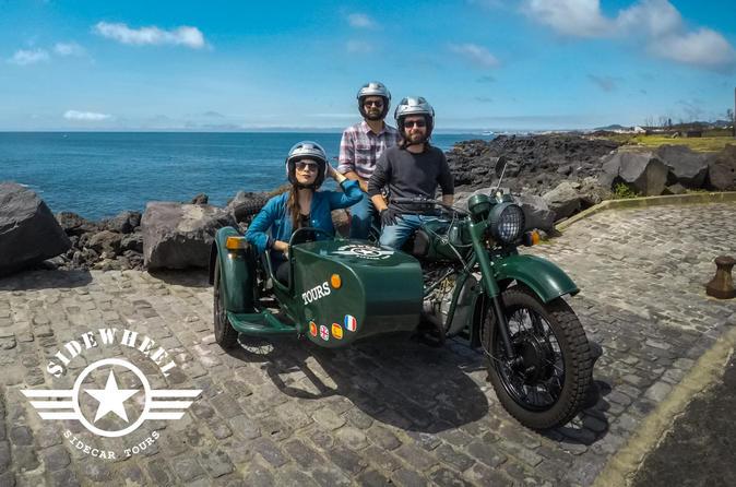 SideWheel Tours - Ponta Delgada