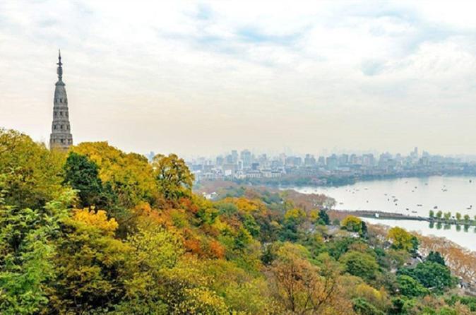 Hangzhou City Hills Climbing Day Tour