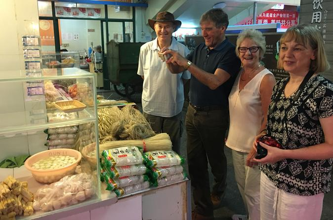 Hangzhou Cooking Class and Local Market Tour
