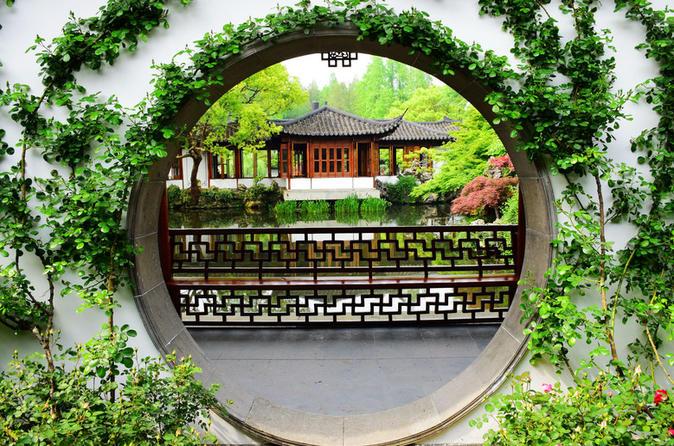 Hangzhou Flower Classic Garden Viewing Day Tour