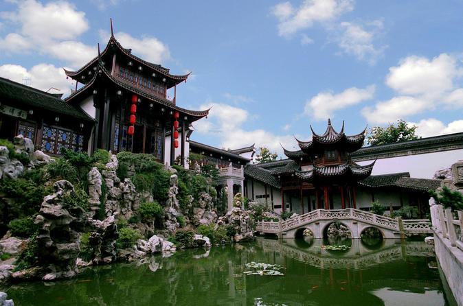 Hangzhou Private Architecture Day Tour