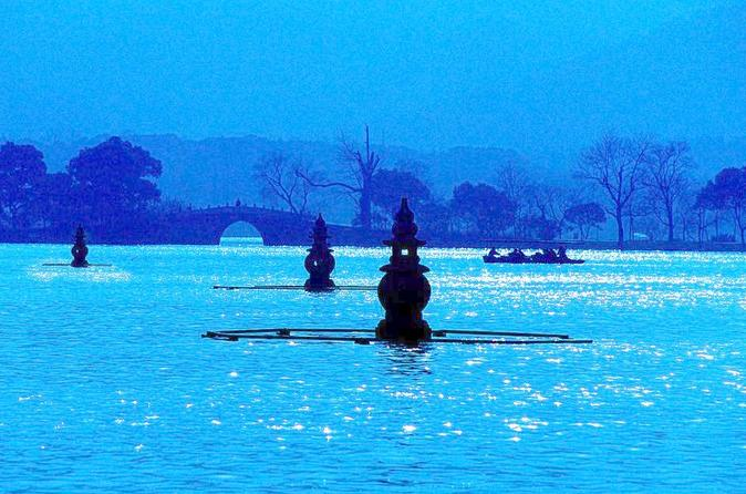 Private Hangzhou Classic City Tour With Authentic Lunch