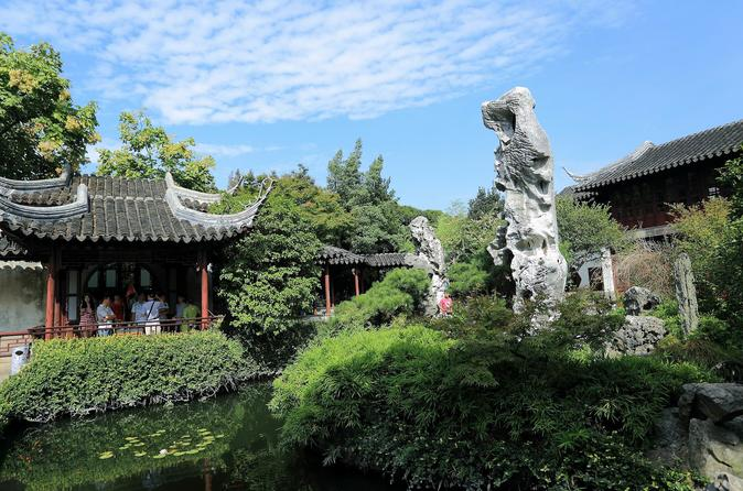 Private Suzhou Classic Day Tour from Shanghai