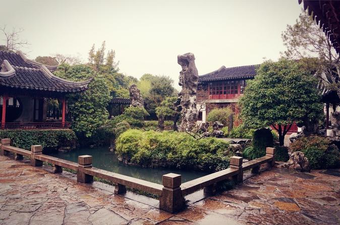 Private Suzhou Garden Exploration Day Tour