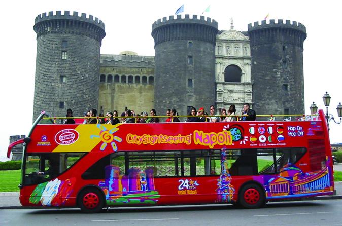 Excursão Terrestre por Nápoles: Excursão em ônibus panorâmico pela cidade de Nápoles