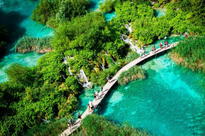 Plitvice Lakes Excursion , No Guide ,no Group , Entrance Ticket Not Included, Simple And Cheap - Zadar