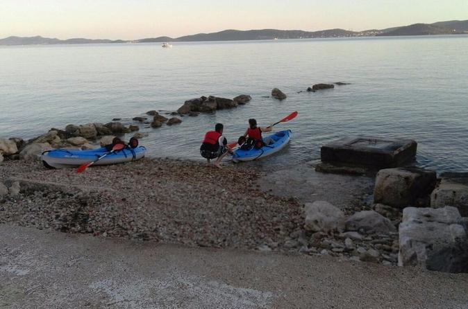 Rent A Kayak In Zadar