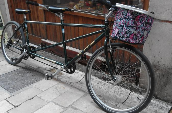 Rent A Tandem Bike - Zadar