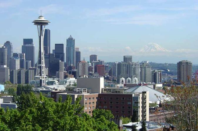 Seattle Highlights Sightseeing Tour