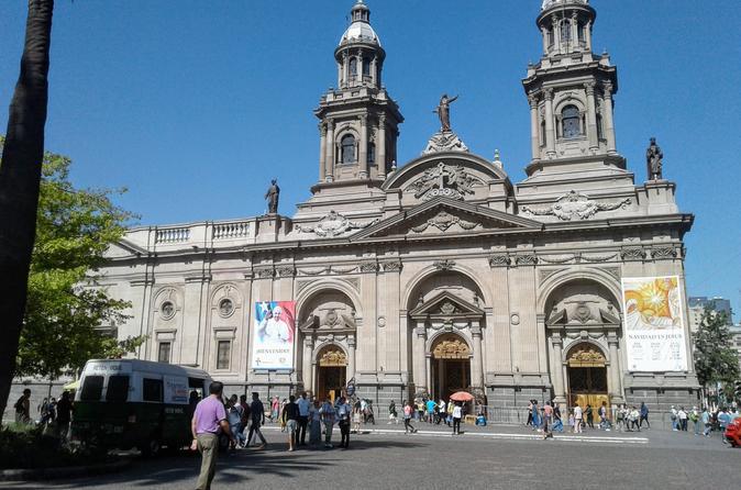 City Tour Santiago and Wine Tour Concha y Toro or Santa Rita