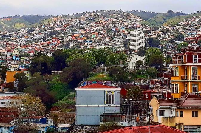 Deep Valparaiso Full Day Private Tour