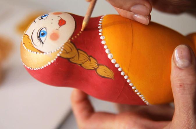 Matryoshka (Babushka doll) Master Class