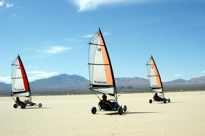 Half-Day Land Sailing Tour