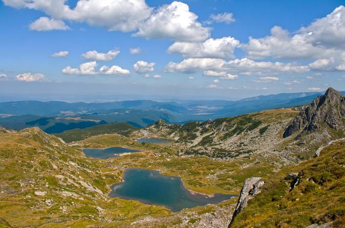 Seven Rila Lakes Hiking Small-Group Tour from Sofia