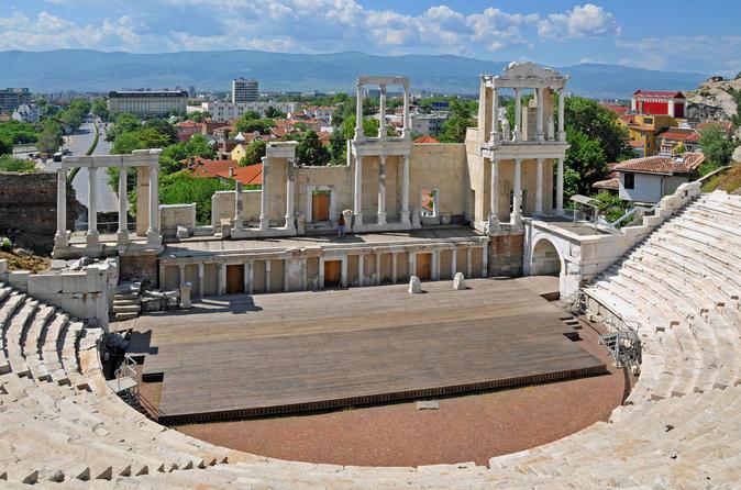 Viagem diurna para Plovdiv e Koprivshtitsa saindo de Sofia