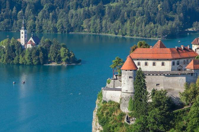 Alpine Lakes Tour - Ljubljana