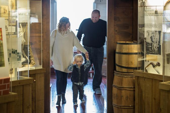 Erie Canal Museum Admission - Syracuse