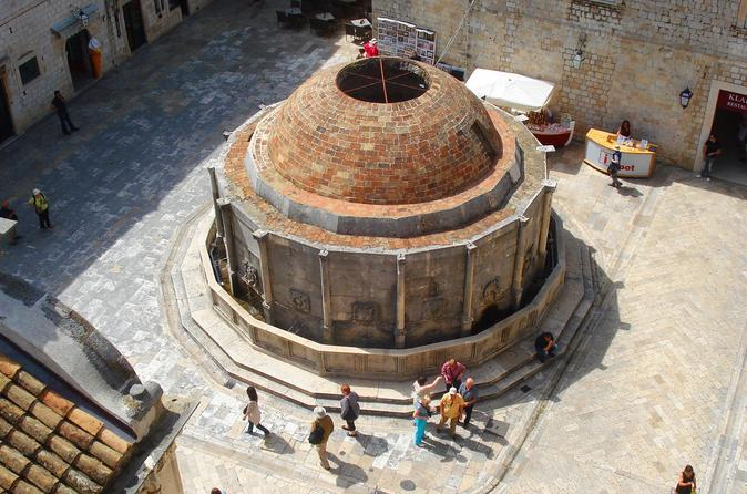 Discovery Dubrovnik walking tour