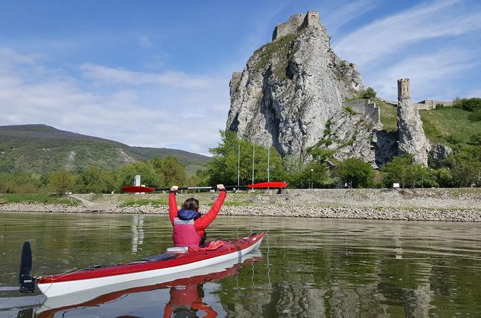 Grand Danube canoe descent