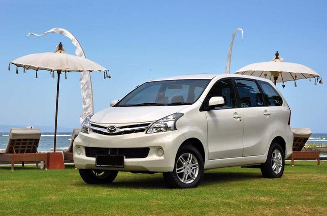 Car Rental With English Speaking Driver - Kuta