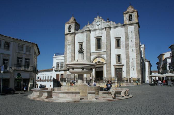 Excursão particular: Passeio de um dia em Évora e Almendres Cromlech, saindo de Lisboa