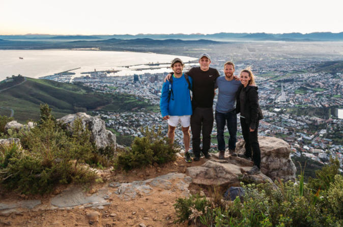 Lion's Head Afternoon Hike - Cape Town