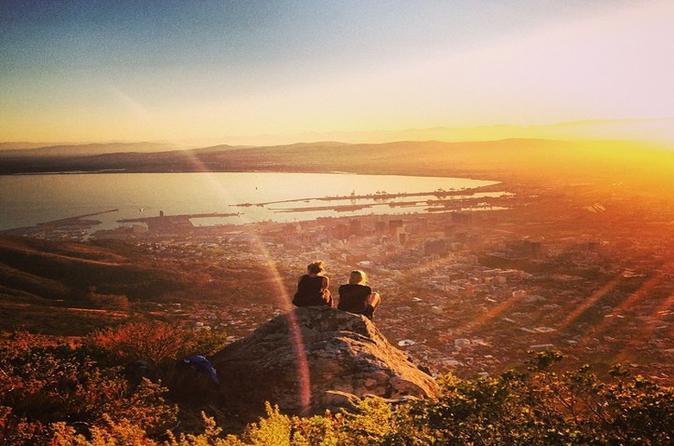 Lion's Head Hike - Sunrise Hike - Cape Town