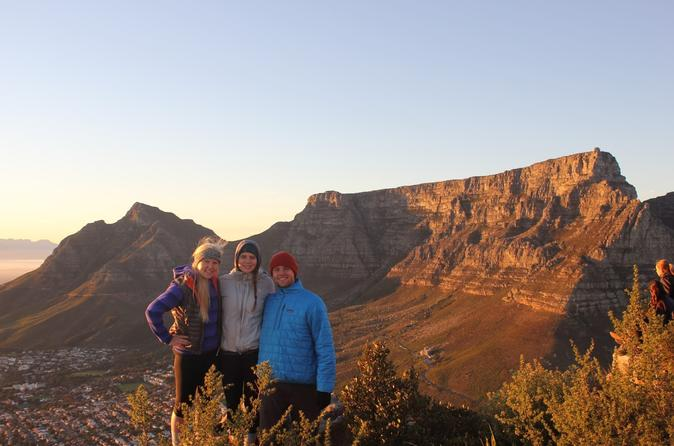 Lion's Head Morning Hike - Cape Town