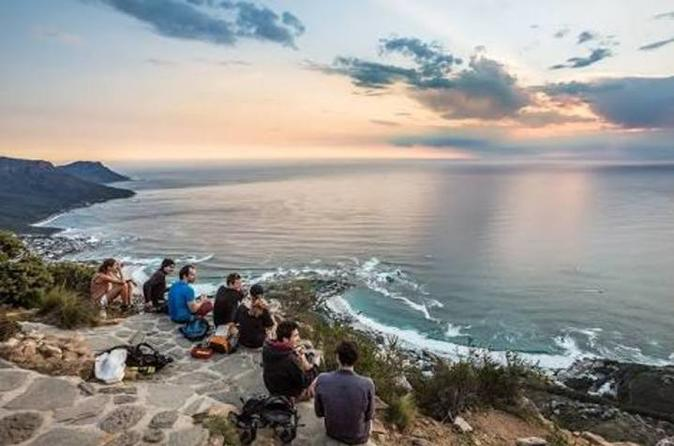 Lion's Head Sunset Hike - Cape Town
