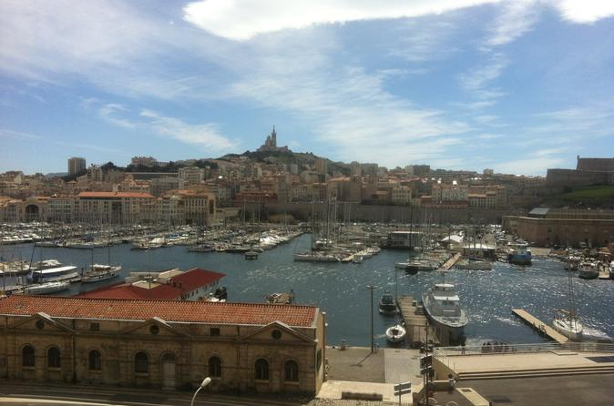 Private Tour: Street Art, Food and History Tour in Marseille