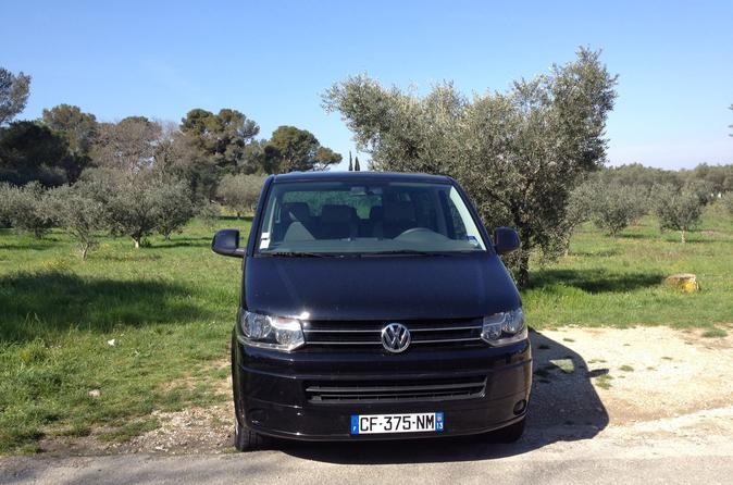 Provence Transfers & Ground Transport