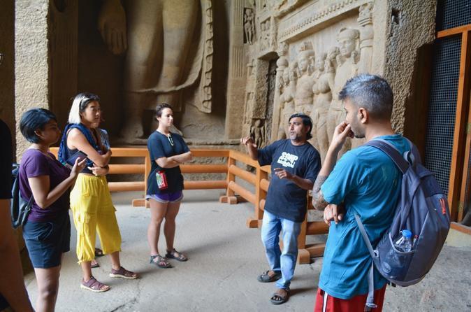 Kanheri Caves Experience