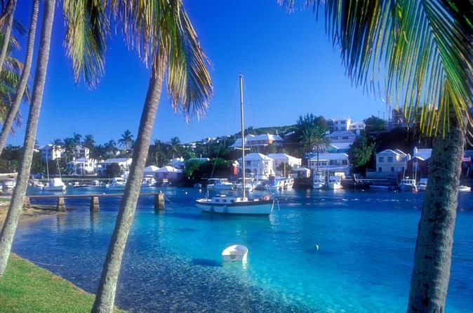 Titan's Bermuda Island Sampler with Ferry Return