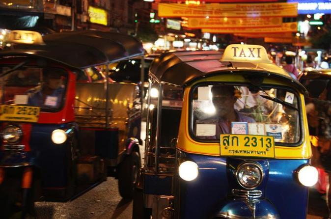 Bangkok Chinatown Small-Group Night Food Tour
