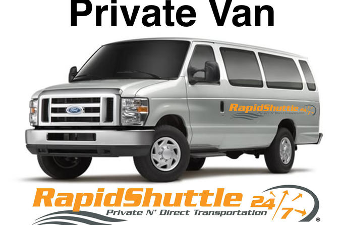 Airport Transfer:  LAX To or From Glendale-Woodland Hills, CA