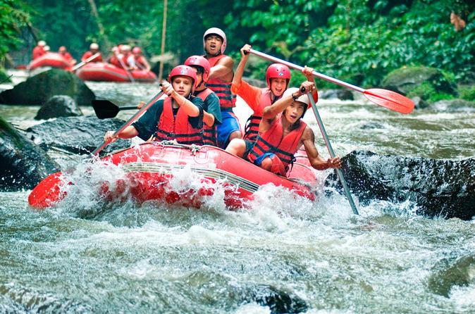 Ayung River Rafting - True Bali Experience - Kuta