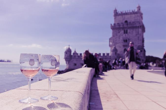 Wine With A View Portuguese Wines Tasting - Lisbon
