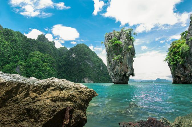 007 James Bond Island Tour & Canoeing Experience - Phuket