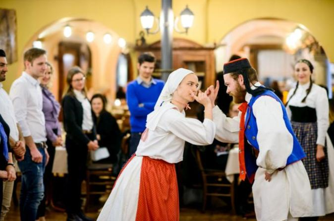 ljubljana traditional slovenian dinner and show 2019