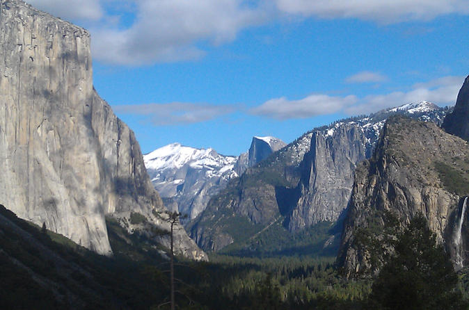 Yosemite valley customizable walking tour in yosemite 179153