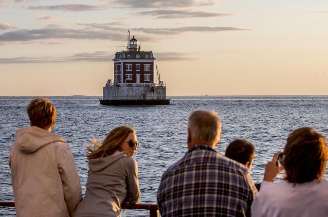 Connecticut Coast Sunset Cruise