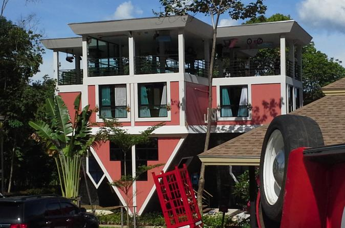 Admission to The Upside Down House Phuket